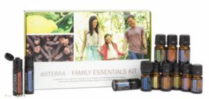 Essential Oils Enrollment Kits